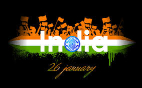 Republic Day Message on 26th January 2016