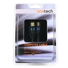<b>Кабель USB Onetech</b> MAB8002, <b>MAB8003</b> 1.8 m