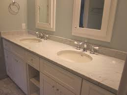 built bathroom vanity design ideas:  amazing bathroom vanity plans design ideas with brown vanity counter and bathroom vanity countertops