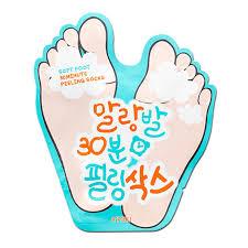 <b>Пилинг</b>-<b>носочки</b> A'Pieu Soft Foot 30 Minute Peeling Socks – купить ...