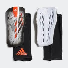 <b>adidas</b> Футбольные <b>щитки X</b> Captain Tsubasa League - белый ...