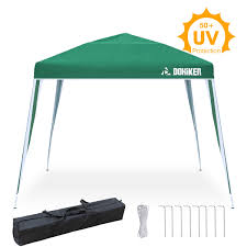 <b>Dohiker 3mx3m Pop-up Click</b> Garden Canopy UV Protection 50+ ...