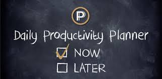 Productivity Journal - Daily <b>Planner</b>: <b>Be Smart</b>