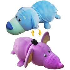 Мягкие игрушки слон