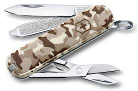 Купить <b>Складной нож VICTORINOX Classic</b>, 7 функций, 58мм ...