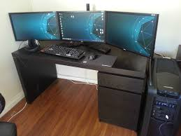 cool computer desks 8194 best gaming desk 2015 rustic home decor home decore best computer furniture