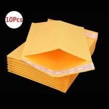 DELVTCH <b>10Pcs</b> Mailing Bags Window Envelopes Bag ...