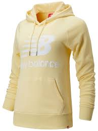 New Balance Women's <b>Essentials Pullover Hoodie</b> - Tennis ...