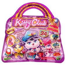 Игровой набор Filly <b>Kitty Club Shopping</b> D162001-3850 ...