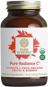 Pure Synergy Pure Radiance C (4 oz Powder) 100 ... - Amazon.com