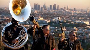 Narco Cultura musicians