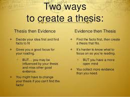 good quality thesis statement A thesis writing exercise assists a student write better Thesis Statement Writer s Web The Thesis Statement