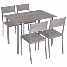 Ebern Designs Westendorf <b>Modern</b> Compact <b>5 Piece Dining</b> Set ...