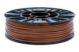 <b>ABS пластик</b> REC 2.85мм <b>коричневый</b>