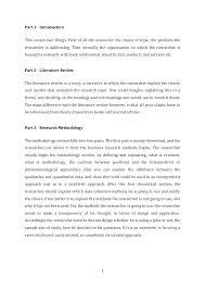 Mba dissertation skeleton and planning SlideShare