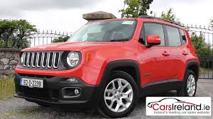 <b>Jeep Renegade 2015</b> - Present review | CarsIreland.ie - YouTube