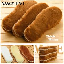 <b>NANCY TINO</b> Unisex Winter Warm Insoles For <b>Shoes</b> Soft ...