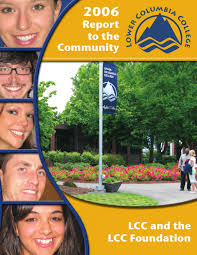annual report to the community by lower columbia college issuu 2006 annual report to the community