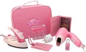 Resultado de imagen para maletas para viaje de barbie