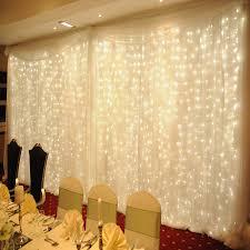New Year <b>3M x 3M</b> 300 Led christmas lights <b>outdoor decoration</b> fairy ...