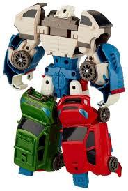 Купить Трансформер YOUNG TOYS <b>Tobot</b> Mini Дельтатрон ...