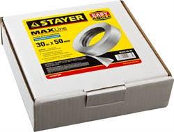 <b>Лента</b> углозащитная <b>Stayer Master металлизированная</b>, 30м х ...