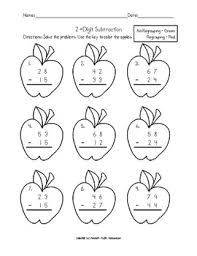 Double Digit Subtraction Without Regrouping Worksheets | Mreichert ...Double Digit Subtraction Without Regrouping Worksheets #5