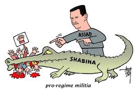 The Syrian Shabiha and Their State