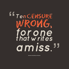 get high resolution using text from ten censure wrong hi res picture from ten censure wrong this picture created from a quotes by alexander pope essay