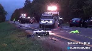 Five high-schoolers dead after I-89 crash