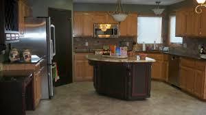 wall color ideas oak: kitchen paint colors with light oak cabis archaicfair cabinets