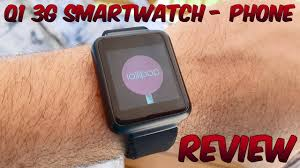 Q1 3G <b>Smartwatch</b> Phone REVIEW - Android 5.1, <b>MTK6580</b> - YouTube