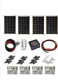 <b>Solar</b> Panel <b>kit</b> - <b>kit panneau Solaire</b> polycrystalline 4 * 100 W Watt ...