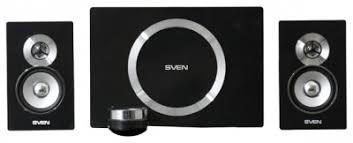<b>Колонки Sven MS-1085 Black</b> 46 Вт; 40-20000 Гц; полос 2 ...