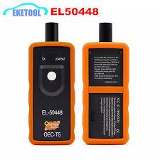 <b>High Quality</b> TPMS Reset Tool OEC T5 Orange Electronic EL50448 ...