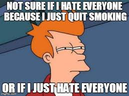 Quit Motivation...Quotes & Pictures...Funny or Not - Quit Smoking ... via Relatably.com
