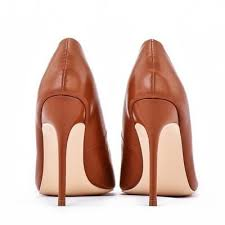 <b>Craylorvans</b> 8/10/12cm Heel Height <b>Women Shoes</b> Brown Color ...