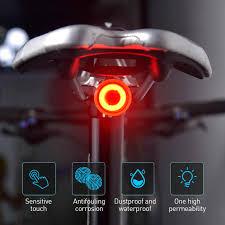 Waterproof <b>Bicycle</b> Light <b>USB Charging Bike</b> Front Light Flashlight ...