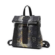 Roll Top Backpacks <b>Womens Fashionable Sequins</b>, Waterproof ...