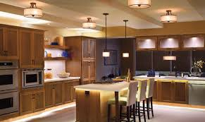 clouds ambiance under cabinet lighting
