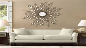 wall decoration ideas living room mirrors