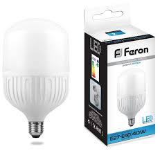 <b>Лампа</b> светодиодная <b>Feron LB</b>-<b>65</b> 25820, <b>E27</b>, T118, 50Вт ...