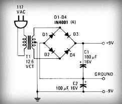 collection schematic diagram of a simple circuit pictures   diagramscircuits gt simple power supply circuit easy to make schematic
