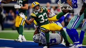 Packers RB Aaron Jones named FedEx Ground Player of the Week