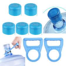 for 55mm 3 And <b>5</b> Gallon <b>Water</b> Pump Cap Jugs+Handle Anti ...