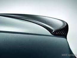 <b>Спойлер</b> на <b>крышку багажника</b> AMG <b>карбоновый</b>, Мерседес E ...