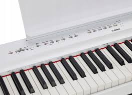 <b>YAMAHA P</b>-<b>125WH Цифровое</b> пианино