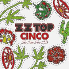 <b>ZZ Top</b> - <b>Cinco</b>: The First Five LPs | Rhino