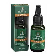<b>Натуральное масло для бритья</b> Clubman shave oil 30 мл - купить ...