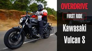 <b>Kawasaki Vulcan S</b> | First Ride Review | OVERDRIVE - YouTube